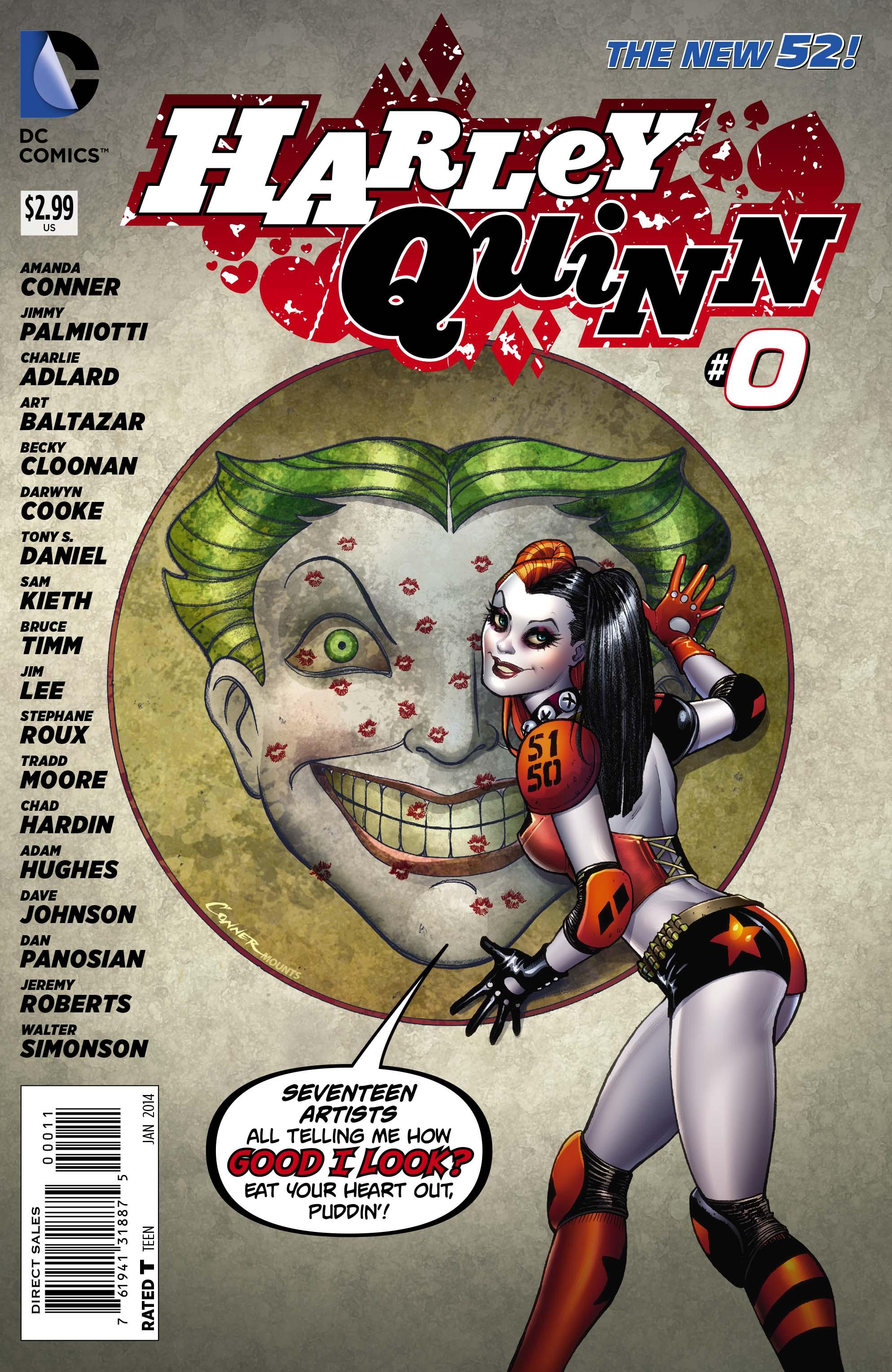 [Comics] Tapas Temáticas de Comics v1 - Página 3 Harley